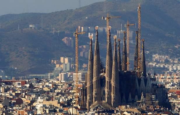 Sagrada Famila Barcellona
