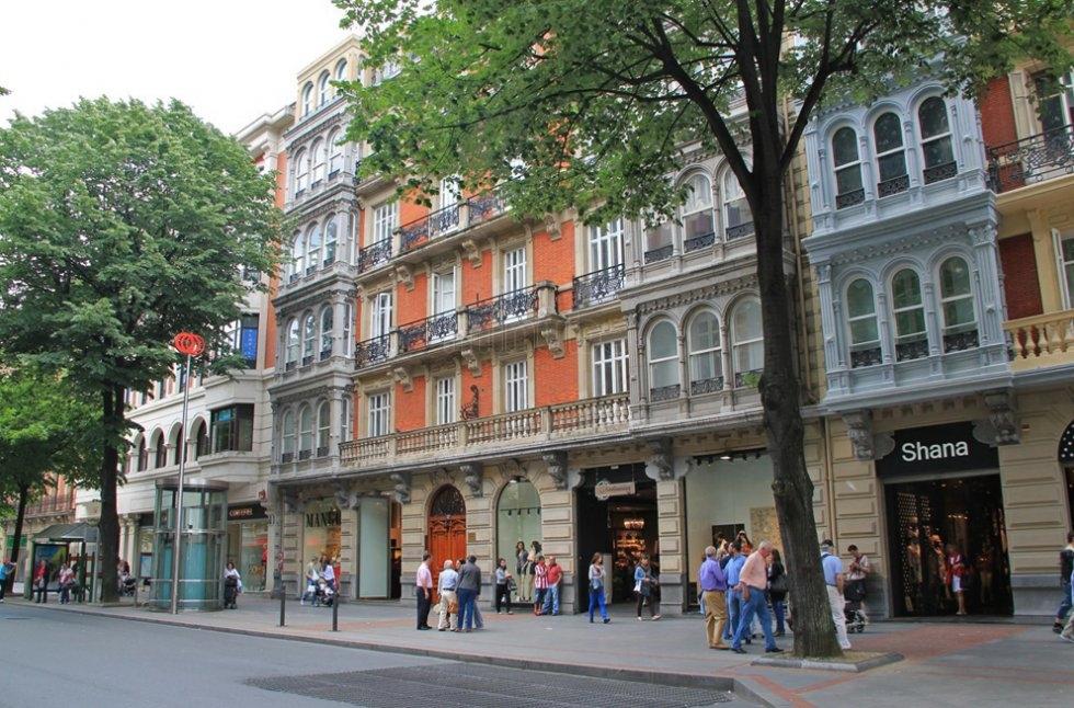 Gran Via Bilbao