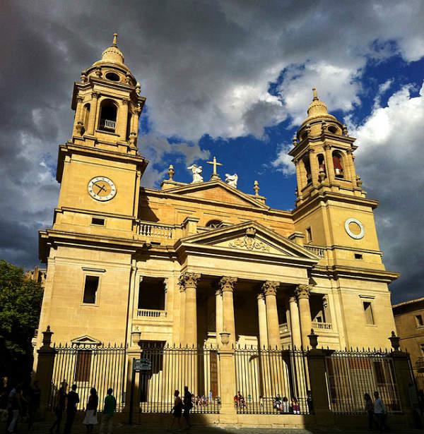 Cattedrale di Pamplona, Spagna