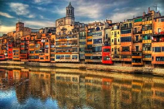Vita di Girona