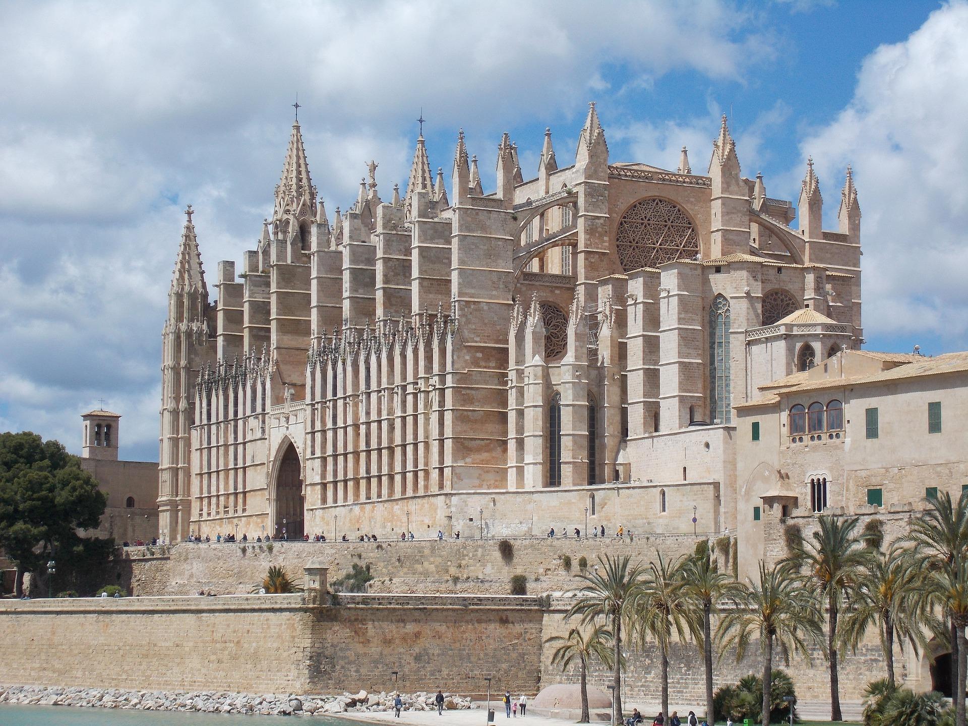 cattedrale di santa maria palma baleari